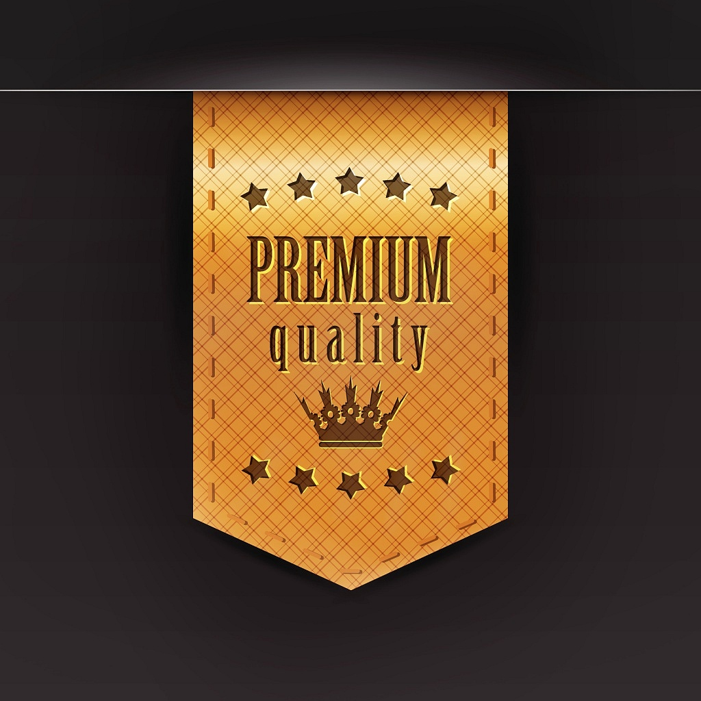 Premium quality ribbon