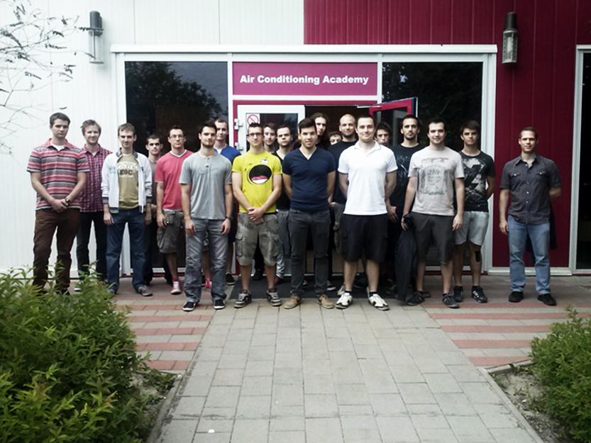 Training Budapest