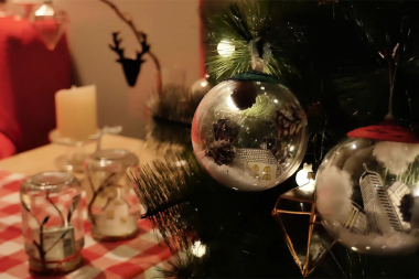Decorate Your Home For Christmas An Easy DIY Project To Ring In The Cheer This Holiday