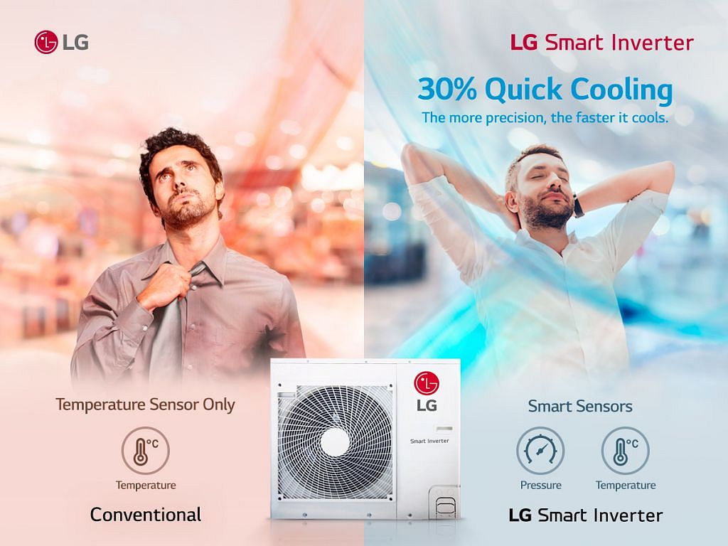 Smart Sensors are Creating a new form of Intelligence | On Air - LG