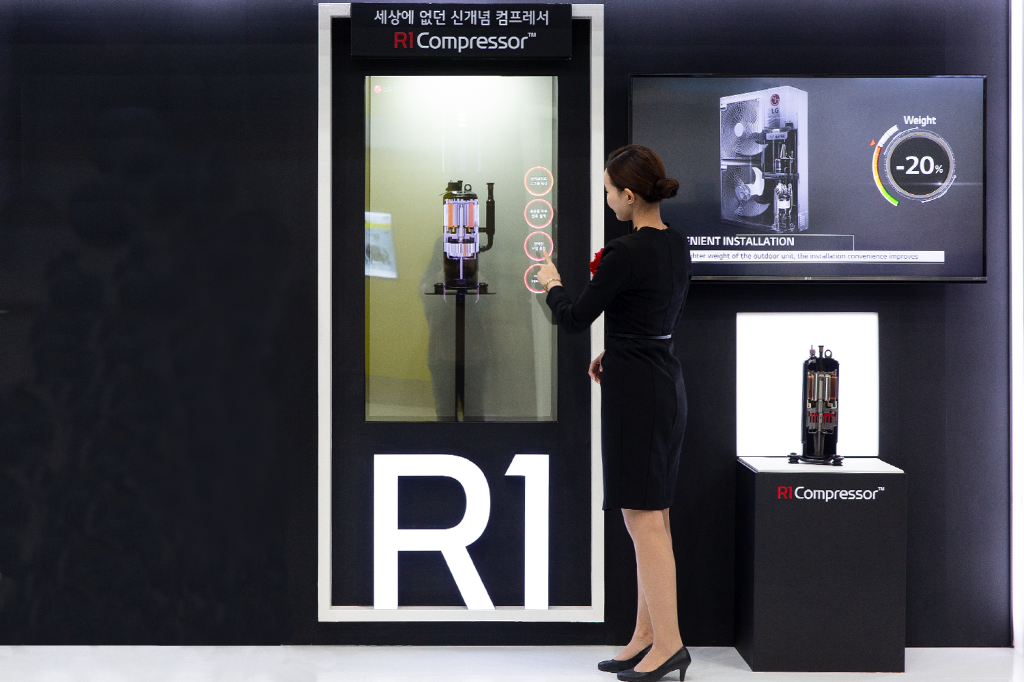 LG R1 Compressors, to the Future and Beyond | On Air - LG HVAC STORY