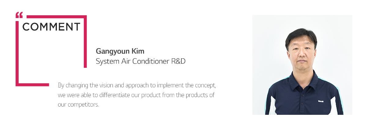 Gangyoun Kim | System Air Conditioner R&D